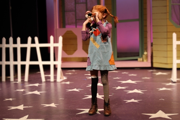 Photos: A Look Back at PIPPI LONGSTOCKING's Off-Broadway Premiere