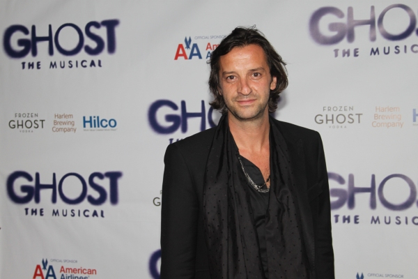 Rob Howell at GHOST THE MUSICAL - Opening Night Party!