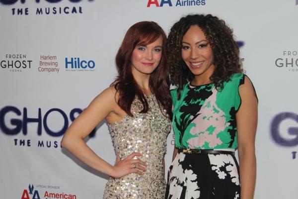 Jennifer Noble and Afra Hines