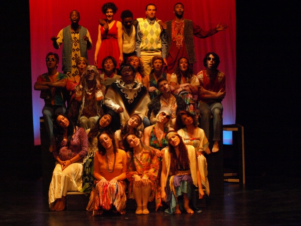 Photo Flash: Montclair Operetta Club's SWEET CHARITY - Huge Photoset Featuring Allie Foote, Gus Ibranyi, Erin McNerney, Chelsea Wright-Cicci & More