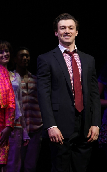Photo Coverage: GHOST THE MUSICAL - Opening Night Curtain Call!