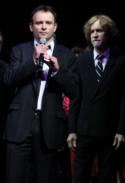 Director Matthew Marchus & Glen Ballard