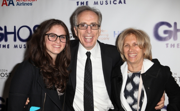 Jerry Zucker & family