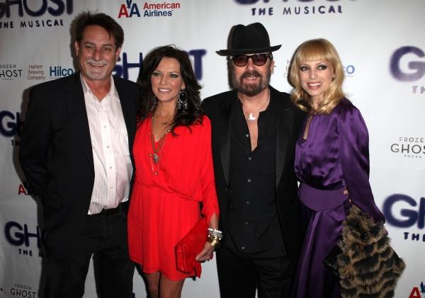 John & Martina McBride, Dave Stewart & Guest