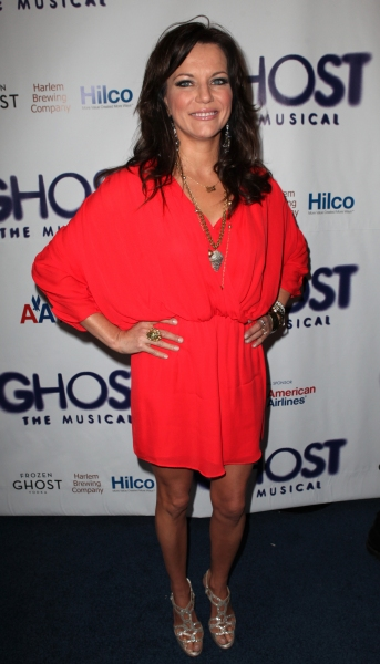 Martina McBride at GHOST THE MUSICAL Opening Night Red Carpet!