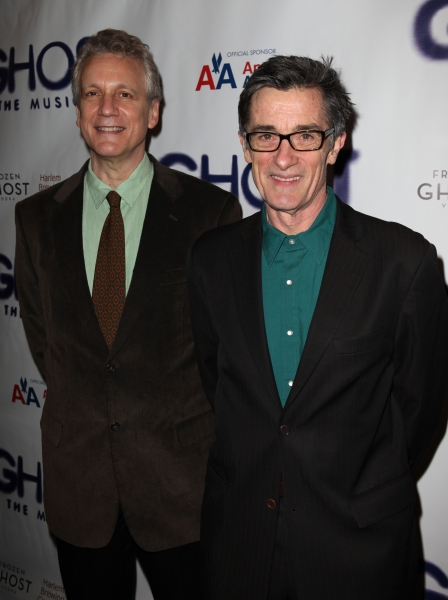 Photo Coverage: GHOST THE MUSICAL Opening Night Red Carpet!