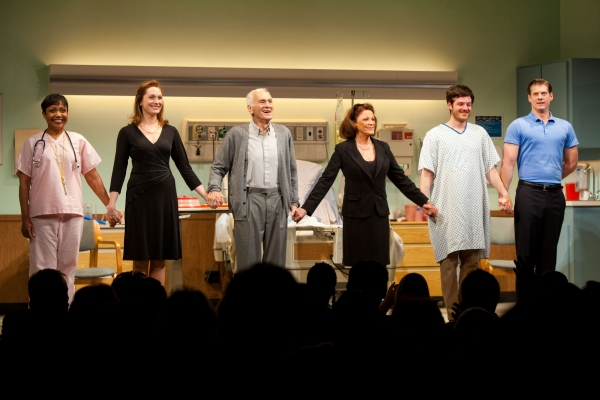Photo Coverage: THE LYONS- Opening Night Curtain Call!