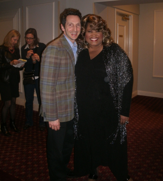Ben Johnson, Felicia Fields at Opening Night of Drury Lane's HAIRSPRAY!