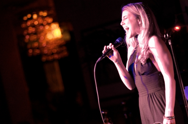 Photo Flash: Morgan James, Phyre Hawkins, et al. at BROADWAY RHYTHM & BOOZE