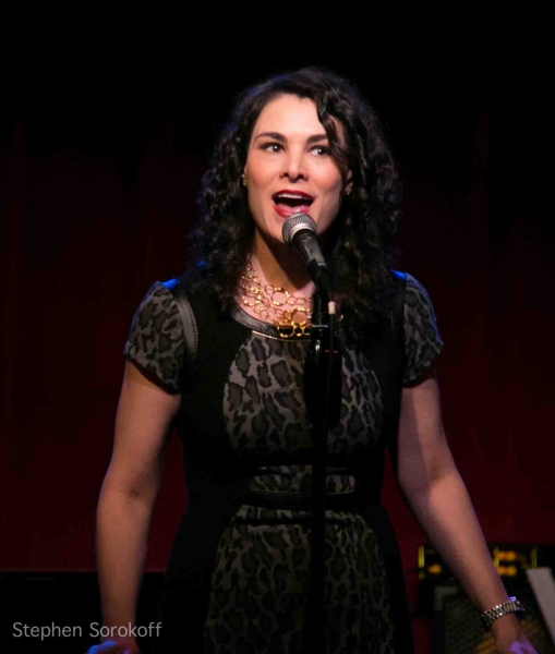 Photo Flash: Steven Brinberg Brings SIMPLY BARBRA to Birdland