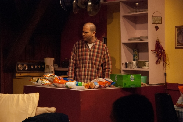 Photo Coverage: Panfish Productions' THE MELVILLE BOYS - Starring Yehuda Fisher, Chris George & More