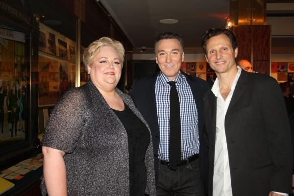 Stephanie Blythe, Patrick Page and Tony Goldwyn