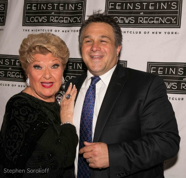 Marilyn Maye & John Iachetti at Marilyn Maye Brings HAPPIEST SOUND IN TOWN TO Feinstein's