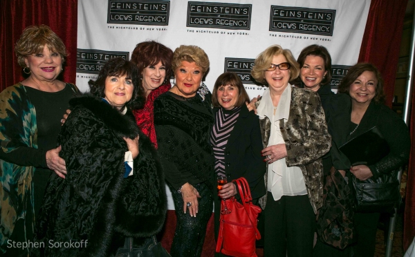 Photo Coverage: Marilyn Maye Brings HAPPIEST SOUND IN TOWN TO Feinstein's