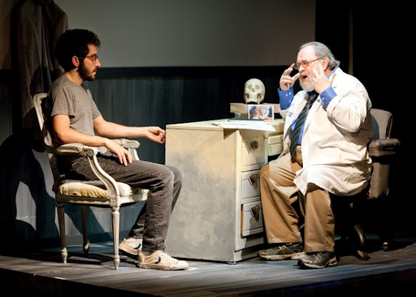 Photo Flash: First Look at Perf Productions' DEGENERATION X