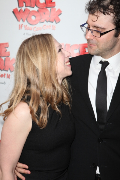 Photos: NICE WORK IF YOU CAN GET IT Starry Opening Night Arrivals!