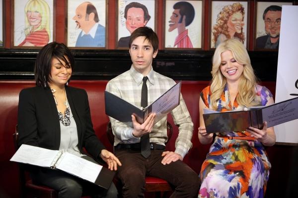 Raven-Symone, Justin Long, Megan Hilty