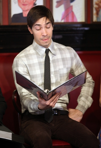 Photo Coverage: Megan Hilty, Justin Long & Raven-Symone Announce Drama League Nominations!