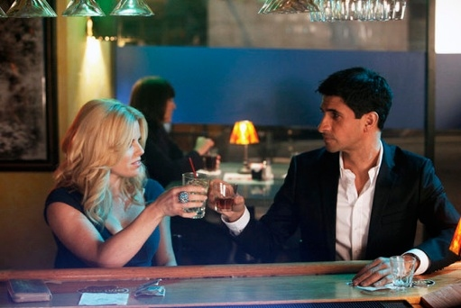 Megan Hilty & Raza Jaffrey at More Photos From SMASH's 'Tech' Episode