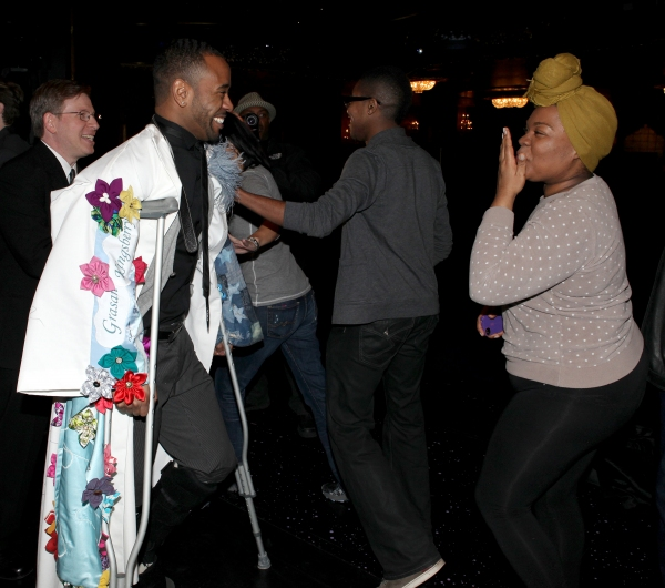 Photo Coverage: Inside the GHOST Gypsy Robe Ceremony!