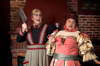 Florida Rep Closes Season With THE MYSTERY OF IRMA VEP
