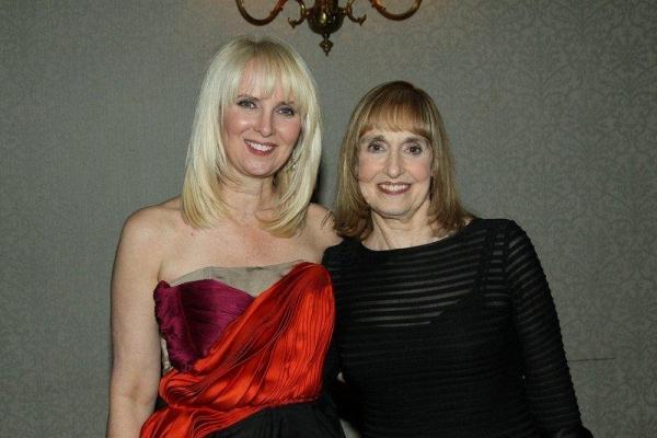 Honoree Sara Herbert-Galloway and NMA President Lynn Bozof Photo