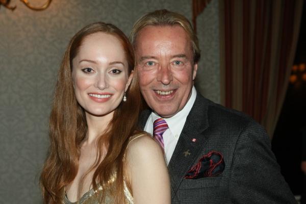 Lotte Verbeek and John Wegorzewski