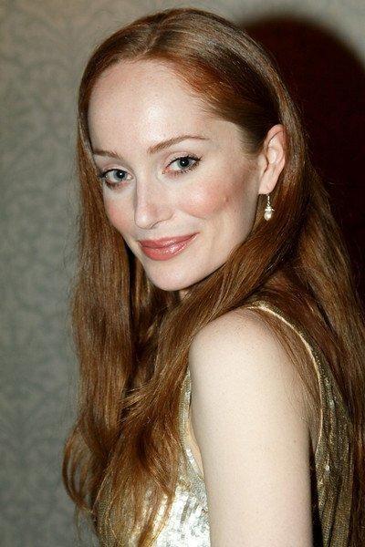 The Borgias  star Lotte Verbeek