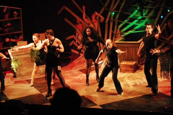 Photo Flash: Street Tempo Theatre's LITTLE SHOP OF HORRORS, Now thru 5/27