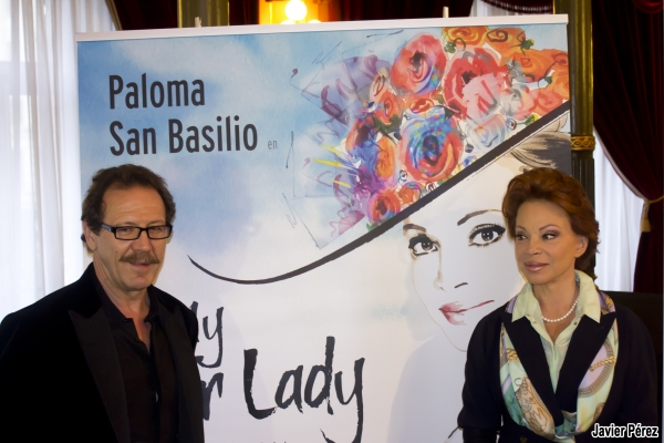 PHOTO FLASH: Presentación de 'My Fair Lady' en Bilbao