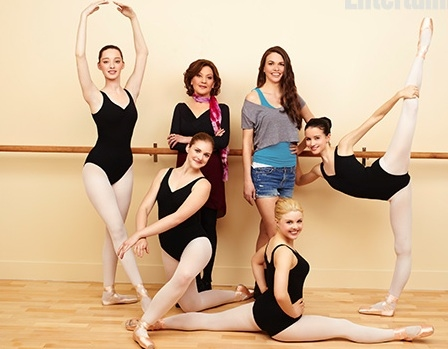 Photo Flash: First Look - Sutton Foster and Kelly Bishop in BUNHEADS