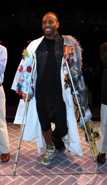 Photo Coverage: NICE WORK IF YOU CAN GET IT Gypsy Robe Ceremony!
