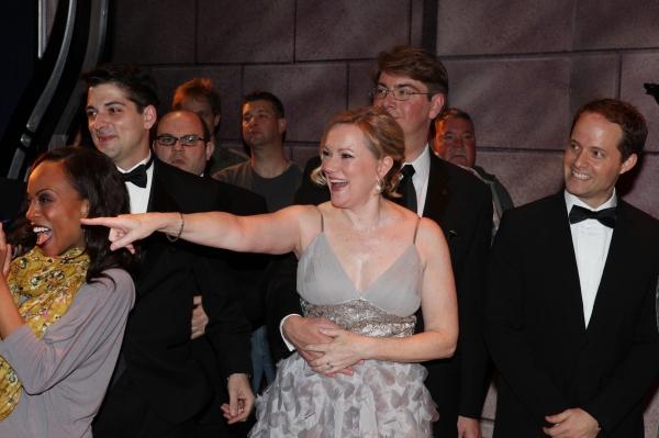 Jason DePinto, Candice Marie Woods, Kathleen Marshall, Scott Landis  & Company Photo