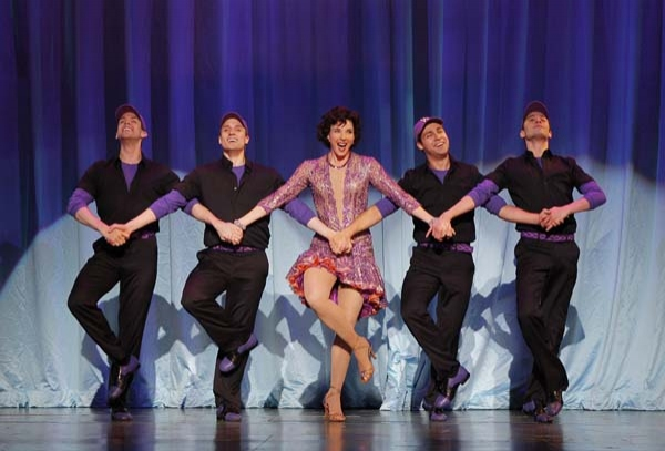 Photo Flash: First Look at DAMN YANKEES at 5th Avenue Theatre