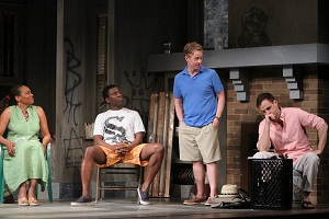 BWW Reviews: Seattle Rep's CLYBOURNE PARK Features Strong Ensemble