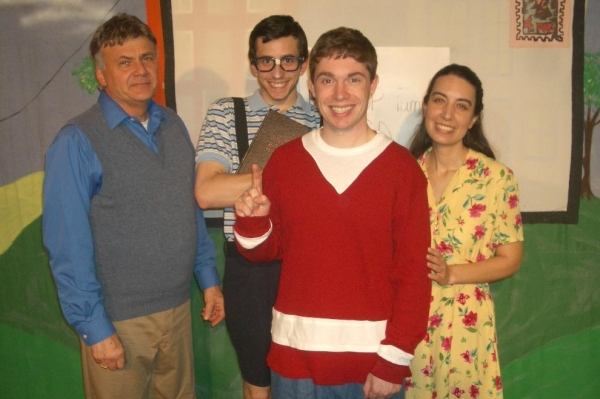 Photo Flash: 'FLAT STANLEY' at Way Off Broadway Children's Theatre