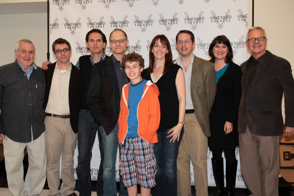 Photo Coverage: Meet the Cast of THE LANDING!