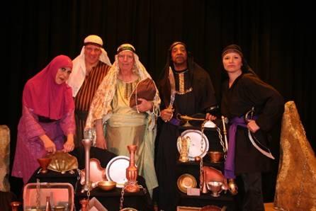 Annie Dwyer, Rory Pierce, T.J. Mullin, Alex Crawford, Johnette Toye Photo