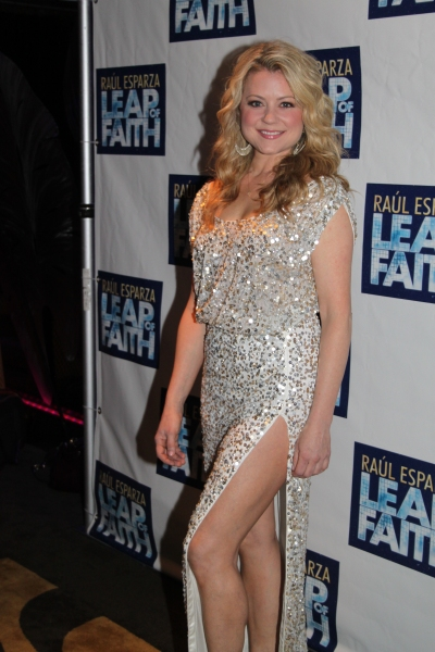 Photo Coverage: LEAP OF FAITH - Opening Night Party!