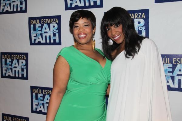 Angela Grovey and Tiffany Janene Howard Photo