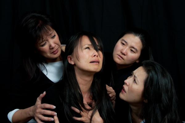 (left to right): Arlene Rapal, Tria Xiong, Samantha Yon, Donna Hansen