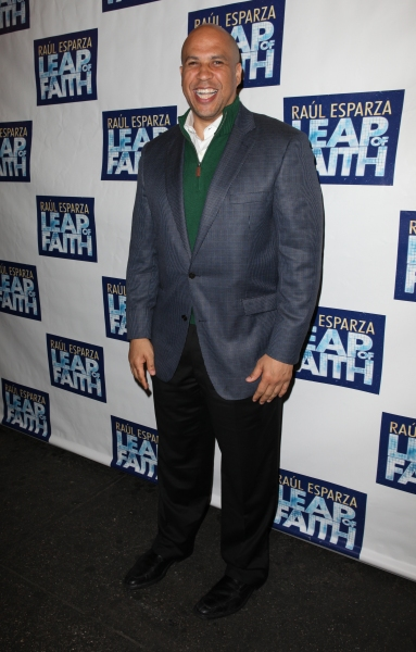 Cory Booke at LEAP OF FAITH Opening Night Red Carpet!