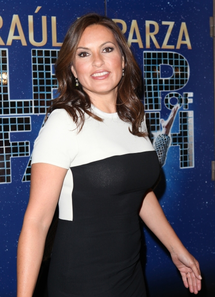 Mariska Hargitay at LEAP OF FAITH Opening Night Red Carpet!