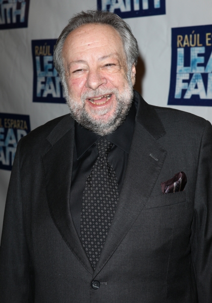 Ricky Jay at LEAP OF FAITH Opening Night Red Carpet!