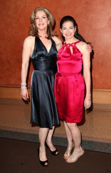 Patricia Kalember & Spencer Kayden