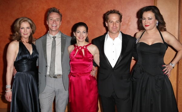 Patricia Kalember, Ben Daniels, Spencer Kayden, Adam James & Jennifer Tilly