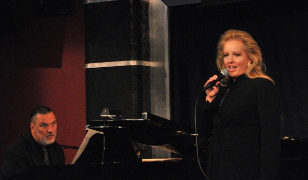 Photo Flash: BISTRO AWARDS - Full Photo Coverage Feat Melissa Manchester, Kaye Ballard, Dee Dee Bridgewater and More
