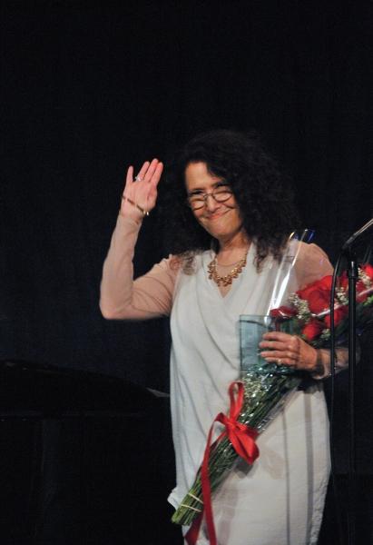 Photo Flash: BISTRO AWARDS - Full Photo Coverage Feat Melissa Manchester, Kaye Ballard, Dee Dee Bridgewater and More