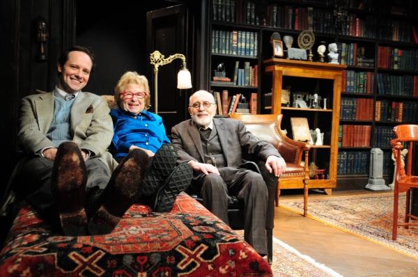 Jim Stanek, Dr. Ruth, George Morfogen