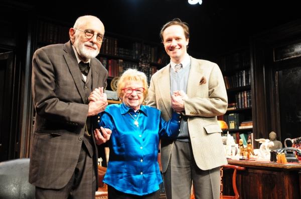 George Morfogen, Dr. Ruth, Jim Stanek